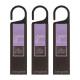 lavender hanger deodorant x3, purple