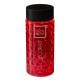 gel crystal vase rouge 500ml, rouge