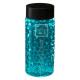 Jarrón de Crystal gel 400ml turquesa, azul