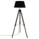 floor lamp trep runo black h145, black