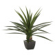 groene plantpot h130, groen