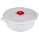 cocina de microondas 2l, blanco