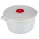 magnetron kooktoestel 3l, wit