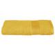 handdoek 450gsm oker 50x90, geel