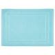 badmat 700 aqua 50x70, blauw