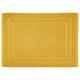 Estera de baño ocre 700 gs 50 x 70, amarillo