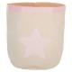 compartimiento de almacenamiento rosa, rosa