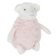 pink ball plush, 2- times assorted , pink