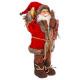 traditional Santa Claus decoration standing 30cm