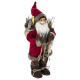 decoration Santa Claus standing tradi 60cm