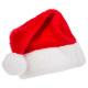kapelusz dziecko santa pluszowe