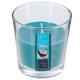 candela profumata vr coco nina 90g, blu