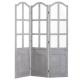 pantalla gris de la ventana 170x135, gris