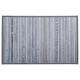 estera de bambú latte lgc 50x80, gris claro