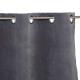 curtain memo gf 140x260, dark gray