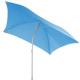 sombrilla playa plaza helenie bl, azul claro