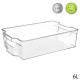 dienblad koelkast 6l 31x21cm, transparant
