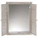 mirror shutters 50x65, sand