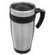 stainless steel polypropylene mug 40cl