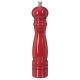red wood pepper mill 22cm
