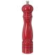 molino de pimienta de madera roja 22cm