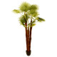palm tree artificial h180, green