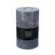 grijze rustieke ronde kaars 14x23, grijs