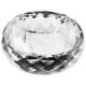 ronde glazen kaars Display doorzichtig