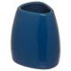 marineblauwe zijden tuimelaar