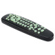 universal remote control 7 f, 2- times assorted ,