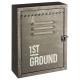 caja de llaves dist 9 30x23.5, gris