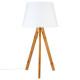 witte bahi lamp h55, wit