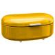 boite pain metal jaune rc, jaune