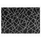 Juego de mesa crosele negro 45x30, negro