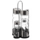 establecer sal de vinagre de aceite / rack