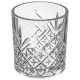 tijdloos whiskyglas x4 34cl