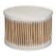 varillas de algodón x500 bambú