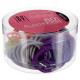 elastics x80 rodo box, multicolored