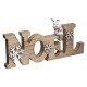 decoration christmas letters christmas flake 30