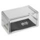 jewelry box 1 drawer m, transparent
