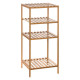 etagere 1 + 2 cases mix bambou
