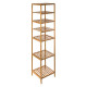 estantes 4 n + 2 bambú