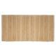alfombra de lino de chenilla de lino 70x140, beige