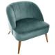 fauteuil naova vert, vert