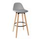 chaise bar polypropylene maxon gr, gris