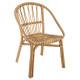 natuurlijke rotan fauteuil droom, beige