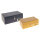 cozy paper box x2, 3- times assorted , colors ass