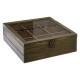 box the colonial x9 comp, 2- times assorted , colo