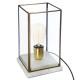 marble lamp + vr h26, transparent