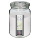 scented candle vr jasmine 510g, white